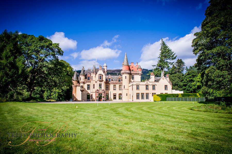 Featured Wedding Aldourie Castle Scotland 187 Truly