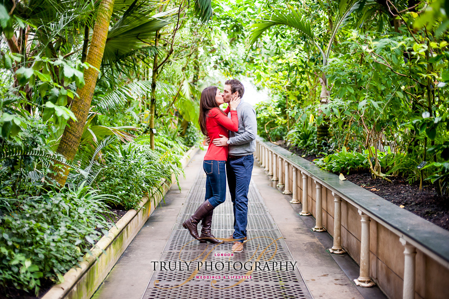 Megan and Matt - London Engagment Photography